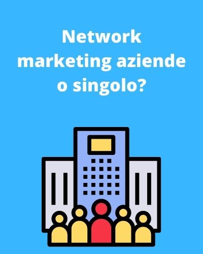 network marketing aziende